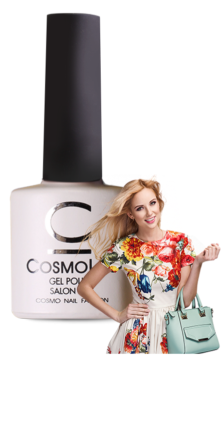 Cosmolac Nails Fashion