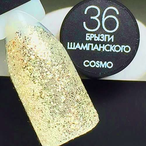 Cosmolac Gel Polish № 36