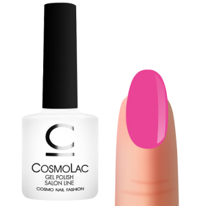 Cosmolac gel polish, tone 165,