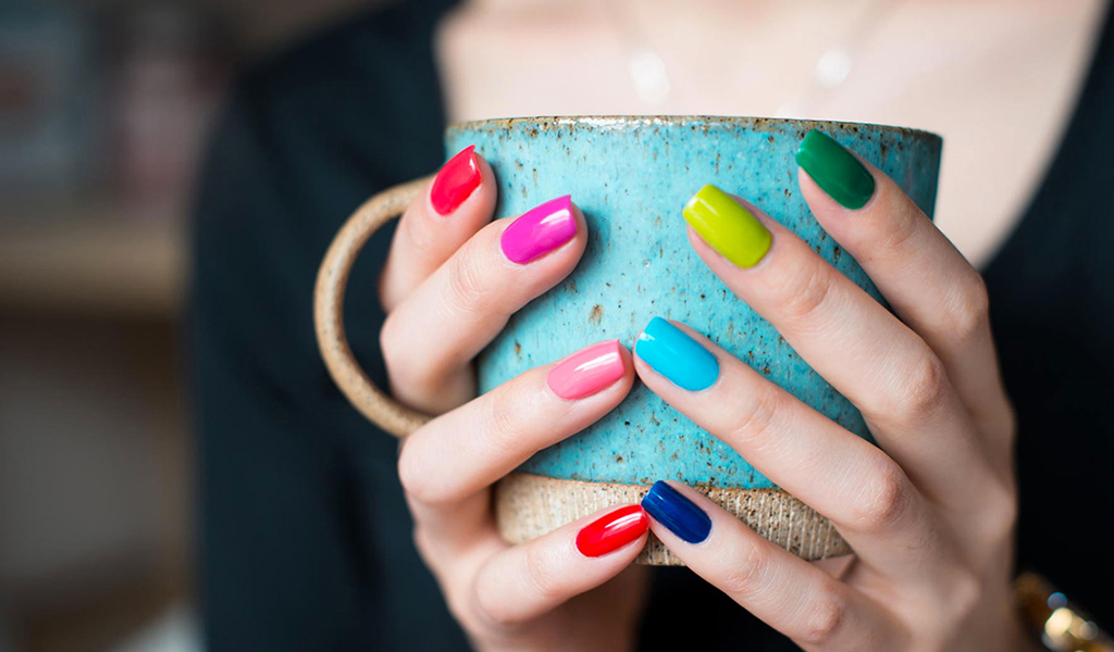 Dry Your Nail Polish Quicker